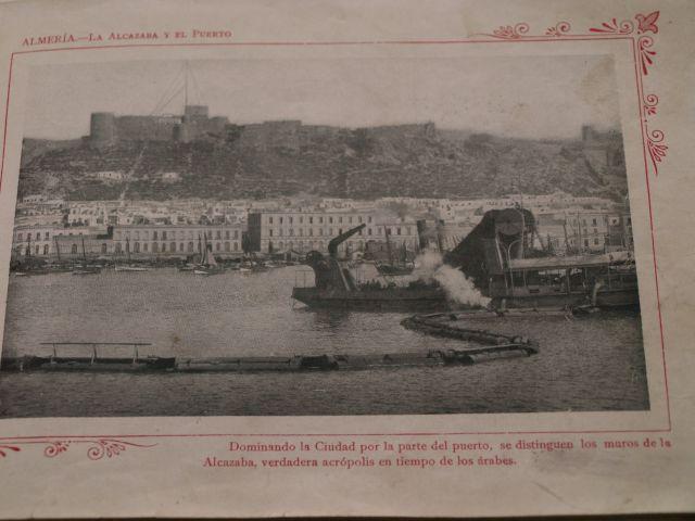 Puerto Almeria 1920
