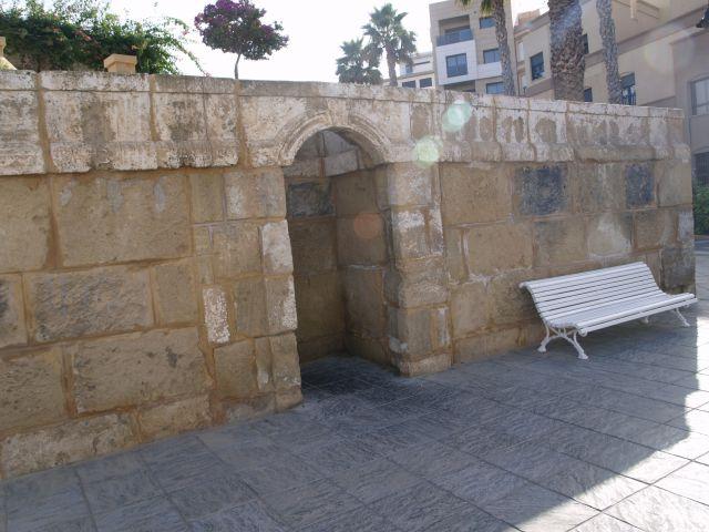 Castillo de Santa Ana en Roquetas