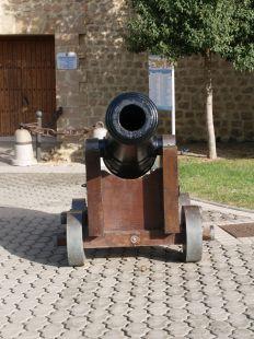 Cañon del Castillo de Santa Ana