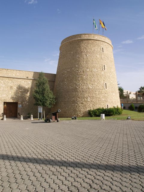 Castillo de Santa Ana Roquetas