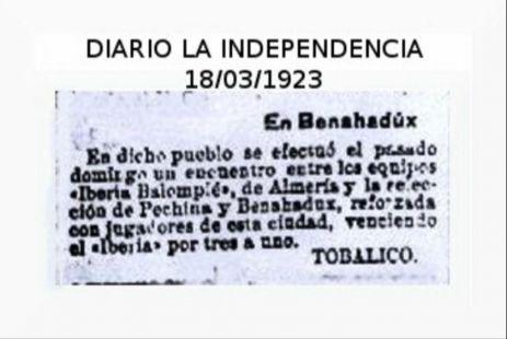 diario de la independencia