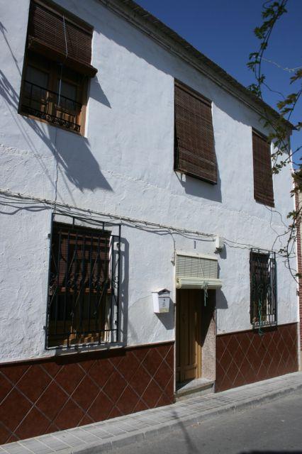 Casa de la Calle San Antón de Gabia