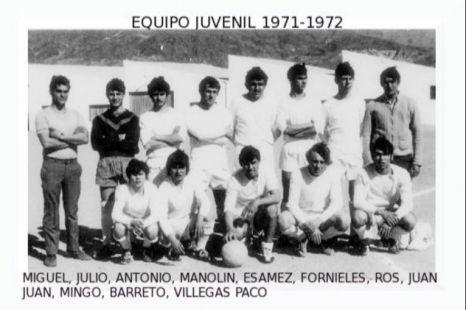 equipo juvenil
