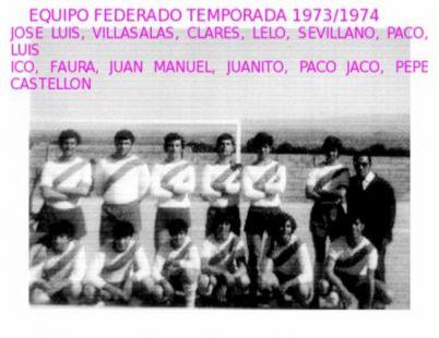 temporada 73--74