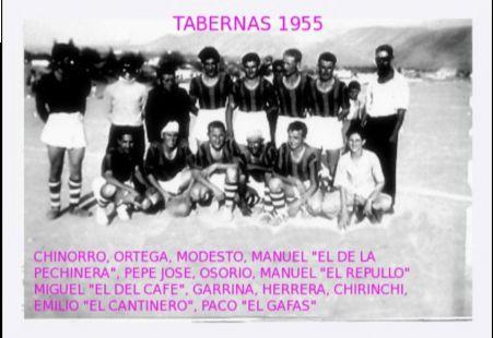 tabernas 1955