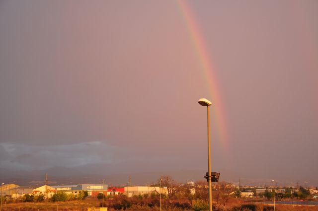 Albolote en arco iris