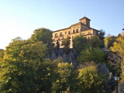 Abadia Sacromonte.