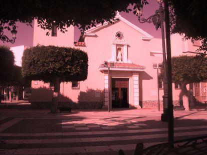 iglesia de benahadux