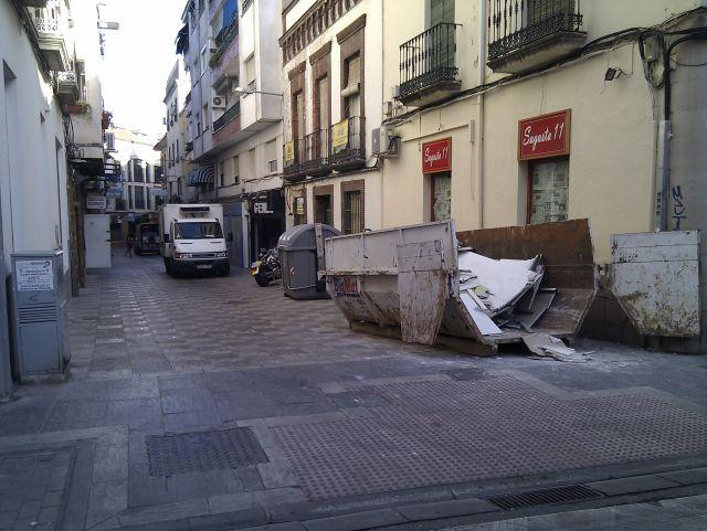 ¿La Calle Nueva en Linares es peatonal?