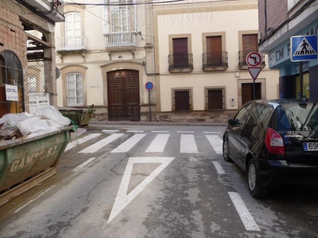 C/DR FLEMING CRUCE C/MARQUES (LINARES)