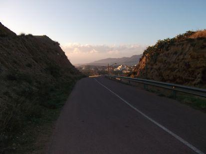 carretera de sevicio