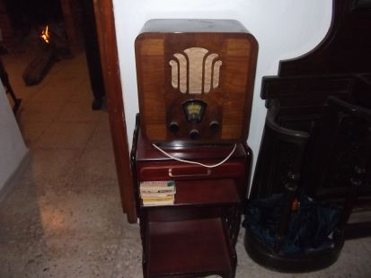 radio de los años 50