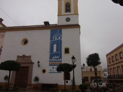 iglesia de canjayar