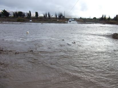 crecjda del rio andarx el 19 de diciembre