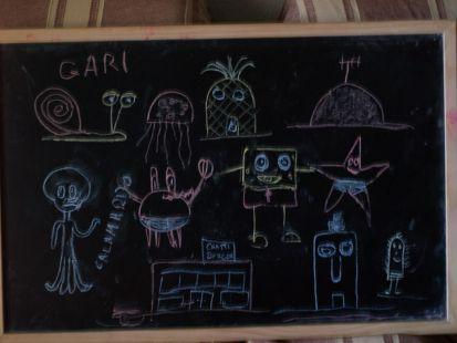 Dibujos para mi niña
