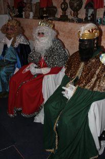 Los Reyes Magos más Bravos