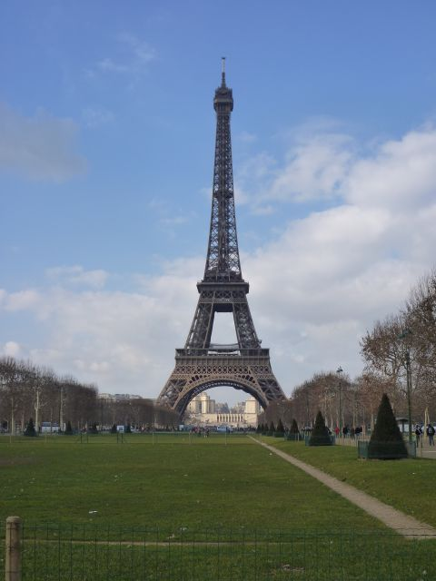 Paris, siempre Paris.