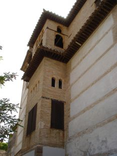 Palacio de dar-al-horra, vista exterior