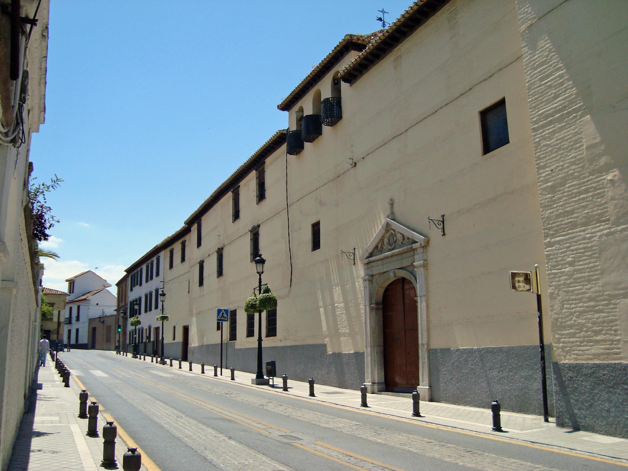 Convento de los angeles fotos de granada monumental - Los angeles granada ...