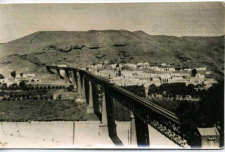 antiguo puente de santa fe