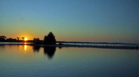 Lago de Biscarrose
