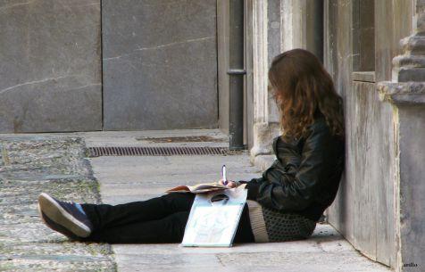 El arte de la escritura (carpe diem)