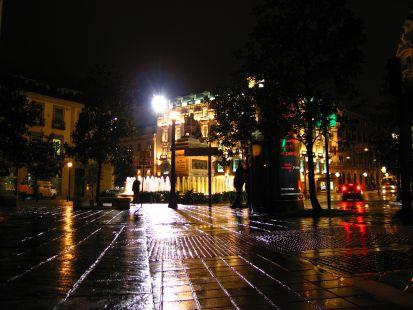 la noche de la magia en Granada