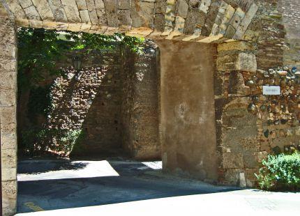 Puerta de carros de la Alhambra