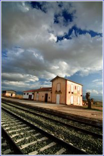 ESTACION DE LA CALAHORRA