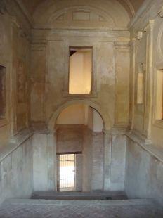 Escalera del Emperador,Palacio de Carlos V