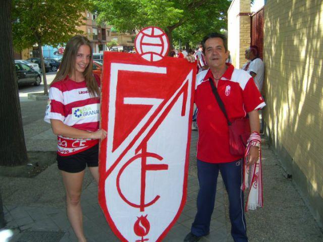 ESCUDO DE UN GRAN CLUB GRANADACF  fotos de Granada CF