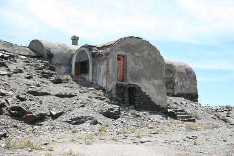 refugio de Elorrieta (ruinas)