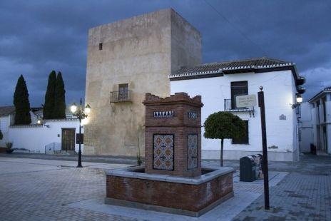 Torre Nazarí de Gabia