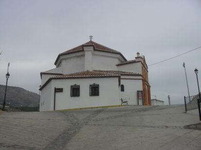 Hermita de San Sebastin. ORGIVA capital de la alpujarra Gr.