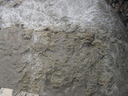 Rio guadalfeo ,la fuerza del agua, orgiva gr.