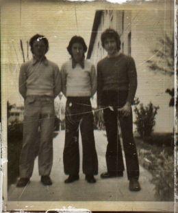 mi padre juan domingo y sus amigos de la adolescencia
