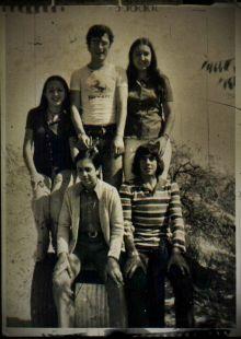 los amigos de mi padre