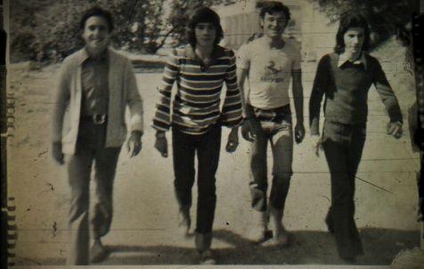 mi padre juan y sus amigos