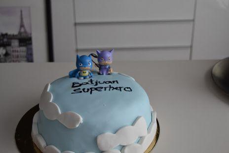 tarta para niños 1