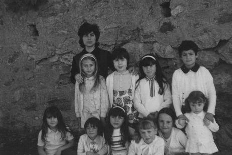 Soport�jar, todas las ni�as del pueblo 1968