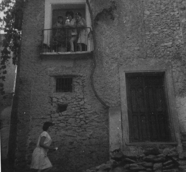 Soportújar, calle Reducto 1965.