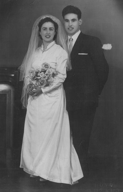 Soportújar, más bodas 1969