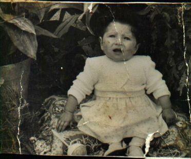 mi madre Isabel Ariza Gonzalez