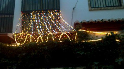 Iluminnción Navidad