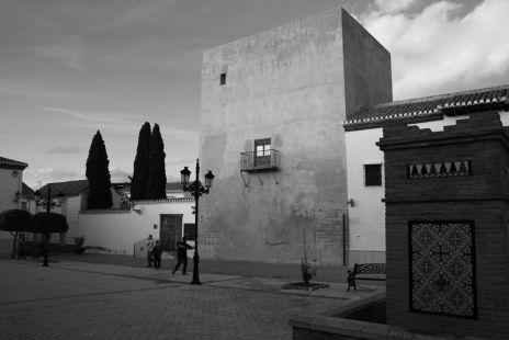 Plaza del Fuerte. Las Gabias