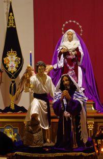 Cofradía de la Oración de Nuestro Señor Jesucristo en el Huerto de los Olivos y María Santísima del Rosario en sus Misterios Dolorosos Baeza