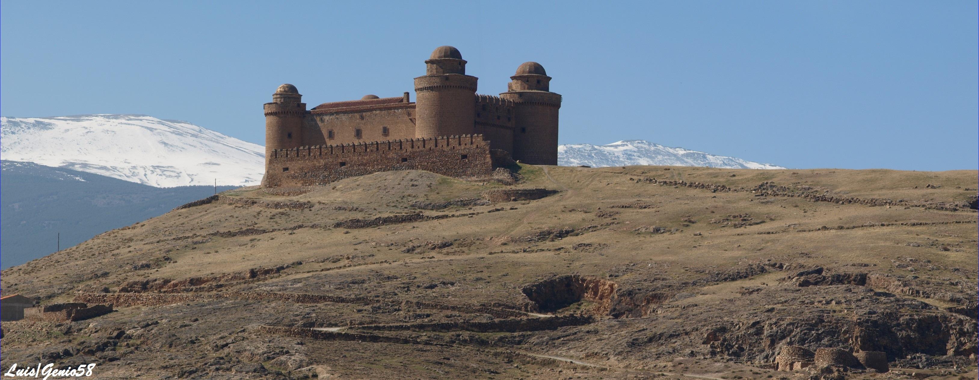 Castillo de la calahorra granada fotos 67