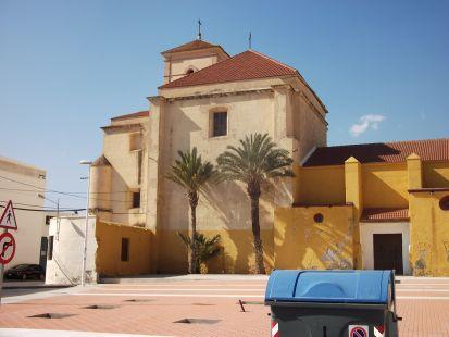 iglesia de pechina