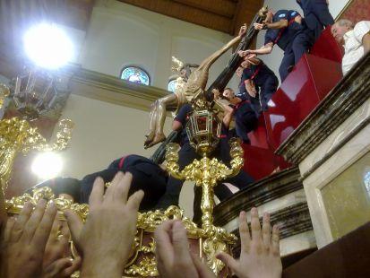BAJADA DEL CRISTO DE LA LUZ