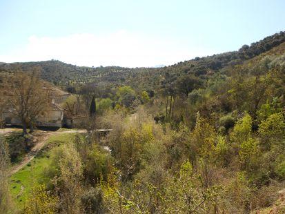 Jesús del Valle-Darro-Sacromonte